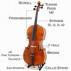 Cecilio Cello Owner S Manual Cecilio Musical Instruments