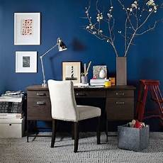 warm paint colors for home office blue home offices blue office decor home office colors