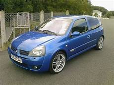 2004 Renault Clio Ii Sport Pictures Information And
