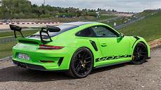 Weissach Package Gt3 Rs
