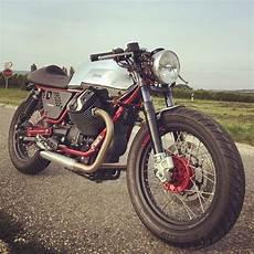 Moto Guzzi V7 Racer Ohlins