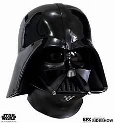 wars darth vader helmet prop replica by efx