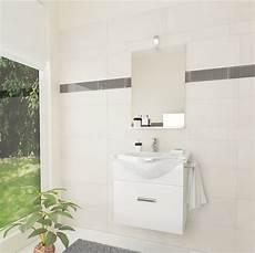 savini arredo bagno mobile bagno 57 cm bianco bricofer