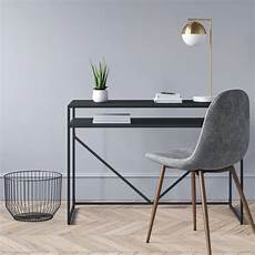home office furniture glasgow glasgow metal writing desk with storage black project 62