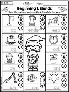 halloween literacy worksheets 1st grade by united teaching tpt