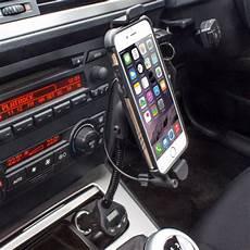 roadwarrior iphone 6s 6s plus car holder charger fm