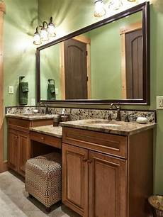 Bathroom Ideas Brown Vanity by 25 Best Ideas About Bathroom Vanity On