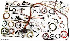 ford wiring harness system 1967 1972 ford trucks restomod wiring system