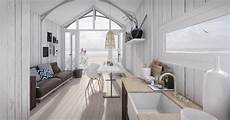 Strandhaus Den Haag - i cottage olandesi haagse strandhuisjes vero stile nordico
