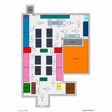 plan de magasin plan du magasin avec le sens de circulation plan 4