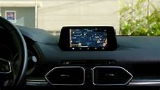 mazda connect upgrade kit enables apple carplay and