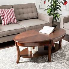 Or Oval Coffee Tables