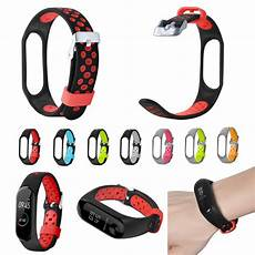 Bakeey Color Stomata Anti Lost Smart by Bakeey Two Color Stomata Anti Lost Smart Band