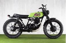 Yamaha Ag 100 Cafe Racer