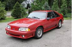 awesome 1989 ford mustang gt 2 owner all original 1989