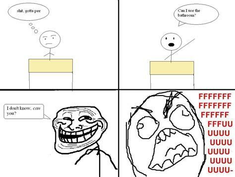 Trollface Fffuuu
