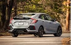 2017 Honda Civic Hatchback Sport Test Motor Trend