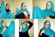Model Jilbab Pashmina Dian Pelangi Dan Cara Pakai 2018