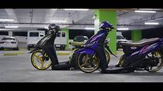Babylook Mio Gt by Modifikasi Motor Mio Sporty Babylook Untouchable My Journey