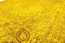 teppich gold vintage teppich gold in 360x270cm 1001 3209 bei