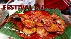 Makan Besar 1 Minute Challenge Festival Makanan