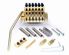 Floyd Special Tremolo System Satin Gold With R2 Nut