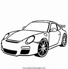 porsche 911 gratis malvorlage in autos transportmittel
