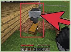 how to craft hopper
