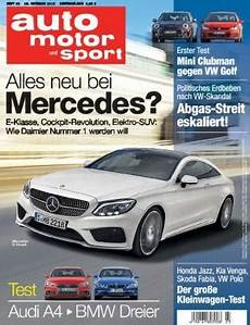 auto motor und sport auto motor und sport ger 12 month subscription