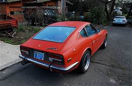 1972 Nissan Fairlady Z Sports Related Infomation