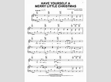 Have Yourself A Merry Little Christmas Chords Michael Buble-Have Yourself A Merry Little Christmas Tab
