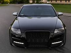 badgeless front grille suitable for audi a6 4f 4f2 c6