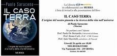libreria universo roma il caso terra