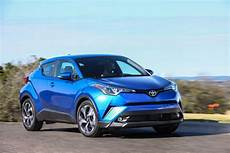 toyota c hr jahreswagen 2018 toyota c hr reviews and rating motor trend