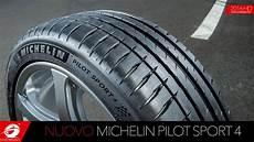 Michelin Pilot Sport 4 Ps4 Caratteristiche Test