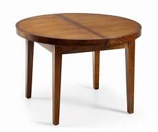 table ronde bois massif avec rallonge table salle a manger