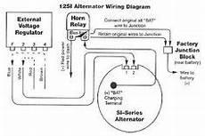 91 F350 7 3 Alternator Wiring Diagram Regulator