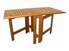Table De Jardin En Bois Pliante