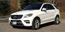 suv review 2014 mercedes ml 350 bluetec 4matic driving
