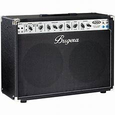 Bugera 6260 120w 2x12 2 Channel Guitar Combo With