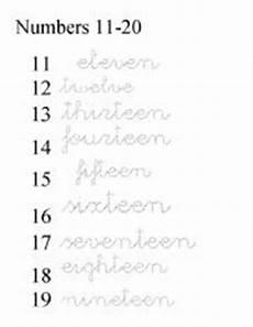 numbers 11 20 esl worksheet by cucha