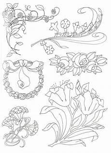 Jugendstil Malvorlagen Blumen Jugendstil Malvorlagen Blumen Tiffanylovesbooks