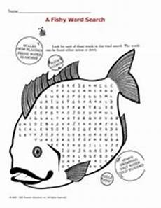 printables for kindergarten 20450 a fishy word search animal printables summer projects projects for
