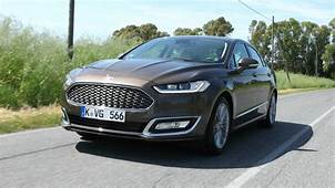 First Drive The New Ford Mondeo Vignale Hybrid  Top Gear