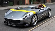 Monza Sp1 - delivering the uk s monza sp1 in