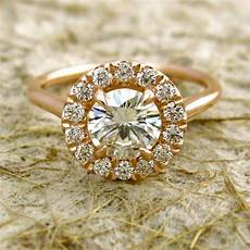 non diamond engagement rings that sparkle just as bright