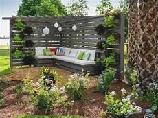 Kleine Sitzecke Garten