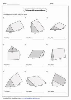 volume and surface area worksheet tes worksheets with