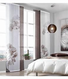 vorhänge wohnzimmer günstig fl 196 chenvorhang in wei 223 wei 223 design textil 60 255cm