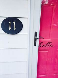 two cheerful apartments with creative storage and splashes of oliviaxodanielle my front door makes me happy